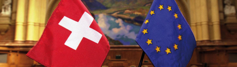 EU-Schweiz Themenbild